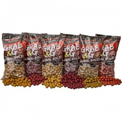 BOILIES STARBAITS G&G...