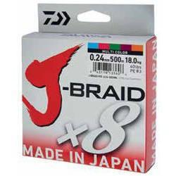 FIR DAIWA J-BRAID X8...